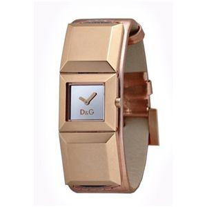 D&G ディーアンドジー 腕時計 ピンクゴールド DW0271