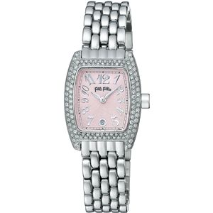 Folli Follie(フォリフォリ)  腕時計 S922ZIブレスピンクWF5T081BDP