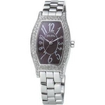 Folli Follie(フォリフォリ)  腕時計 S1981ブレスブラウンWF5T084BPB