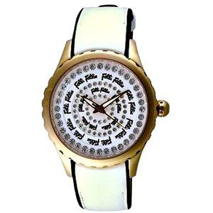Folli Follie(フォリフォリ)  腕時計 ホワイトWF9R030SSW