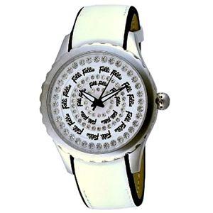 Folli Follie(フォリフォリ)  腕時計 ホワイトWF9T030SSW