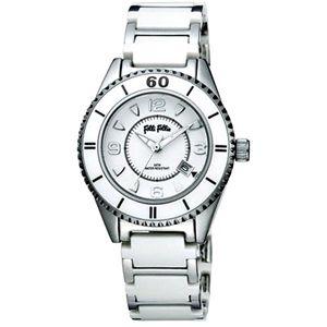 Folli Follie(フォリフォリ)  腕時計 ホワイトWF4T0015BDW