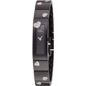 Folli Follie(フォリフォリ) 腕時計 ブラックWF8E061BPK