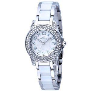 Folli Follie(フォリフォリ)  腕時計 シルバーWF9A020BPS