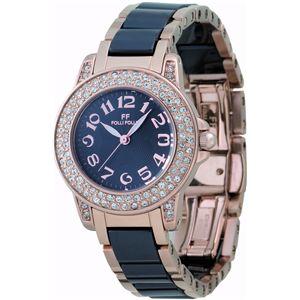 Folli Follie(フォリフォリ)  腕時計 ブラックWF9B020BPK