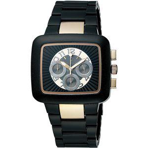 FOLLI FOLLIE フォリフォリ 腕時計 ブラックWT7F013BCK
