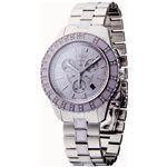 クリスチャンディオール 腕時計 ディオールクリスタルシルバーCD114315M001