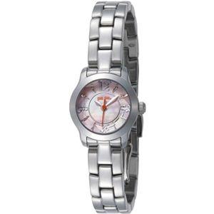 Folli Follie(フォリフォリ) レディース 腕時計 WF0T025BPP ピンクパール