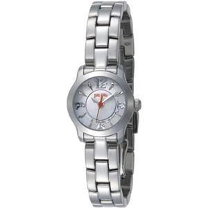 Folli Follie(フォリフォリ) レディース 腕時計 WF0T025BPW ホワイトパール