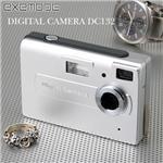 exemode デジタルカメラ DC132