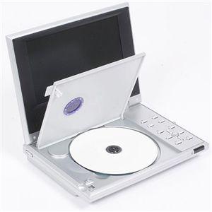 exemode ワンセグ7インチポータブルDVDプレーヤー PD-785Bi