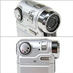 GREENHOUSE SDメモリーカード対応デジタルビデオカメラ GAUDI