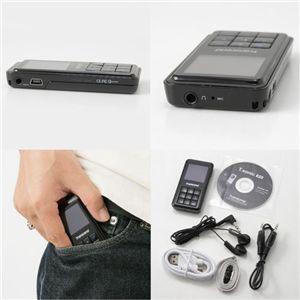 Transcend MP3プレーヤー T.sonic820 4GB