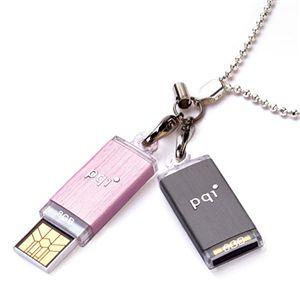 SILICON POWER 8GB USBストラップ シルバー