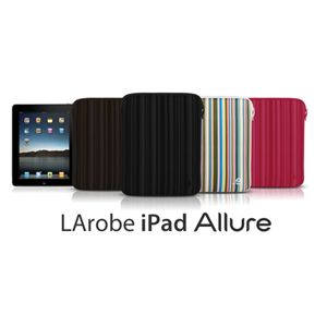 be.ez LArobe iPad Allure iPadケース Allure Red Kiss