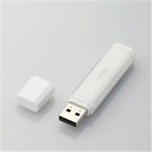 ELECOM(エレコム) パスワード自動認証機能付USBメモリ MF-NU2A16GWH 16GB