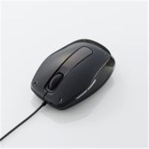 ELECOM(エレコム) フライングスクロール機能付きレーザーマウス M-FW1ULBK