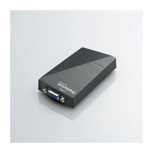 ロジテック USBディスプレイアダプタ LDE-SX015U
