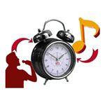 サンコー MP3 CLOCK DX MP3CLK02