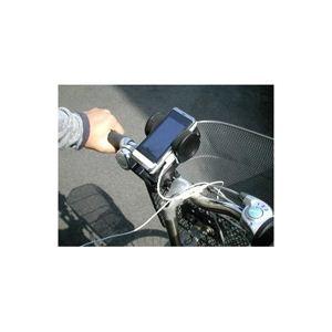 ITPROTECH(アイティプロテック) 自転車用携帯端末ホルダー「BICYCLE PHONE HOLDER」 IPT-SHH-BK