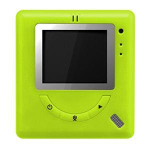 グリーンハウス GREENHOUSE 1.77インチ マグネット付デジタルビデオ/ボイスメモ グリーン GH-DM17MG