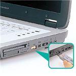 サンワサプライ USBコネクタ取付けセキュリティ SL-46-D