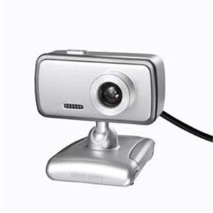 サンワサプライ WEBカメラセット(130万画素、シルバー) CMS-V31SETSV