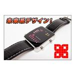 サンコー LEDタイプ720Pminiビデオ腕時計 HDVRLEW1