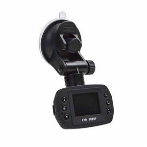 【車載用防犯カメラ】サンコー ミニ液晶付き赤外線ドライブレコーダー2 D6068HDK