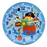 ベビーウォッチ 子供部屋用掛け時計 ベビーウォッチ 海賊 HL002