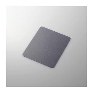 (まとめ)エレコム マウスパッド MP-065ECOBK2【×5セット】