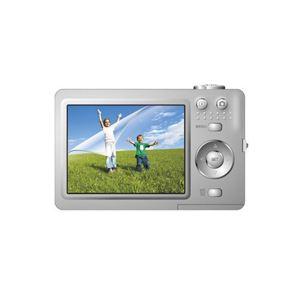(まとめ)エレコム デジタルカメラ用液晶保護フィルム(エアーレスタイプ) DGP-004FLAG【×10セット】