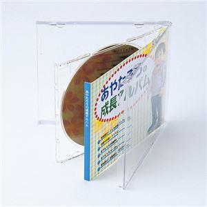 (まとめ)サンワサプライ インクジェットCDケースボトム用カード JP-IND3N【×5セット】