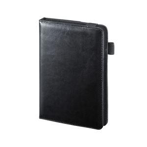 (まとめ)サンワサプライ タブレットPCマルチサイズケース(7インチ・スタンド機能付き) PDA-TABGST7【×2セット】