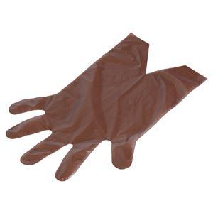 (まとめ)昭光プラスチック製品 つかんでくるんで便利な消臭ゴミ手袋 120枚組 810270【×5セット】