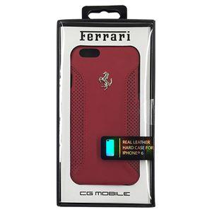 FERRARI 公式ライセンス品 F12 Hard Case Red iPhone6 用 FEF12HCP6RE