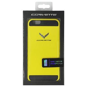 CORVETTE 公式ライセンス品 Bumper case Yellow iPhone6 PLUS用 COHCP6LYE