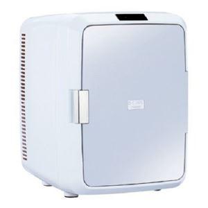 ツインバード 2電源式コンパクト電子適温ボックス D-CUBE X HR-DB08GY