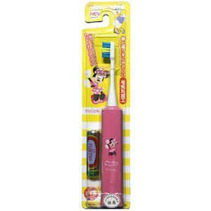 (まとめ)ハピカ こどもハピカ(ミニー) ピンク DBK-5P(MK)【×10セット】