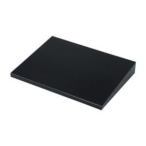 サンワサプライ 電動昇降液晶・プラズマディスプレイスタンド用棚板 CR-PLNT3BK