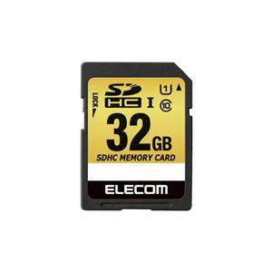 エレコム SDHCカード/車載用/MLC/UHS-I/32GB MF-CASD032GU11A