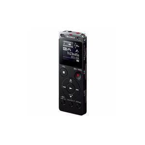 ソニー リニアPCM対応ICレコーダー 4GB(ブラック) ICD-UX560FBC