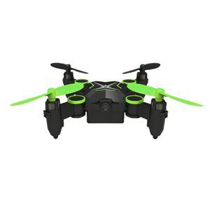 ITPROTECH HDカメラ搭載 ミニドローン グリーン YT-901HSGR