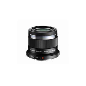 OLYMPUS 交換レンズ EZM45/F1.8BLK EZM45/F1.8BLK