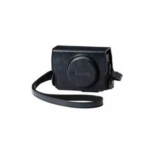 Canon PowerShot G7 X Mark II用 ソフトケース ブラック CSC-G8BK CSC-G8BK