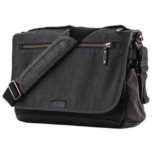 TENBA Cooper 15 Slim Camera Bag Grey Canvas V637-406