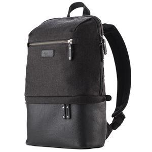 TENBA Cooper Slim Backpack Grey Canvas V637-407