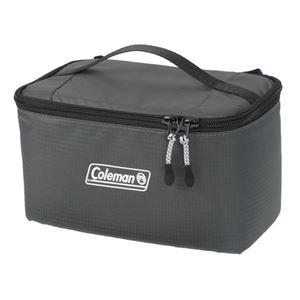 (まとめ) Coleman カメラインナーバッグS グレーVCO-8735 【×2セット】