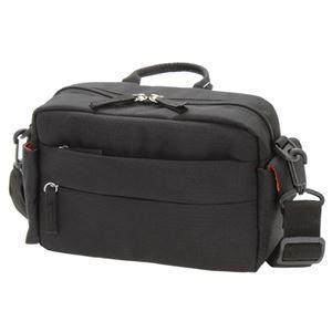 エツミ カメラバッグ ムーブ4ウェイS 2.5L ブラック VE-3469