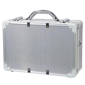 エツミ カメラバッグ ハードケース Eボックス アタッシュM 12L VE-9034